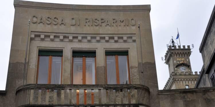 Le système bancaire de Saint-Marin en grave crise