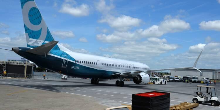 Boeing: commande ferme de la chinoise Okay Airways pour 15 B737 MAX
