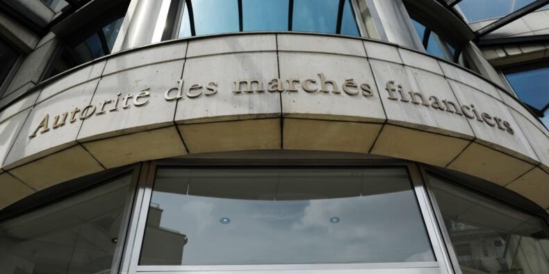 L'AMF, gendarme français de la Bourse, prononce moins de sanctions en 2016