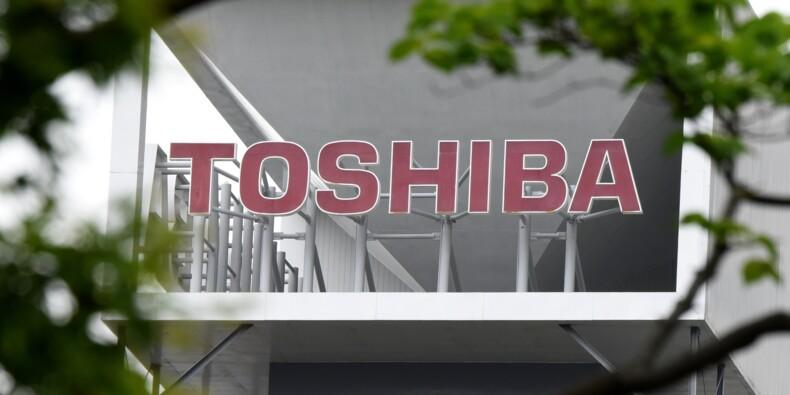 Toshiba choisit un consortium comme acquéreur de ses puces-mémoires