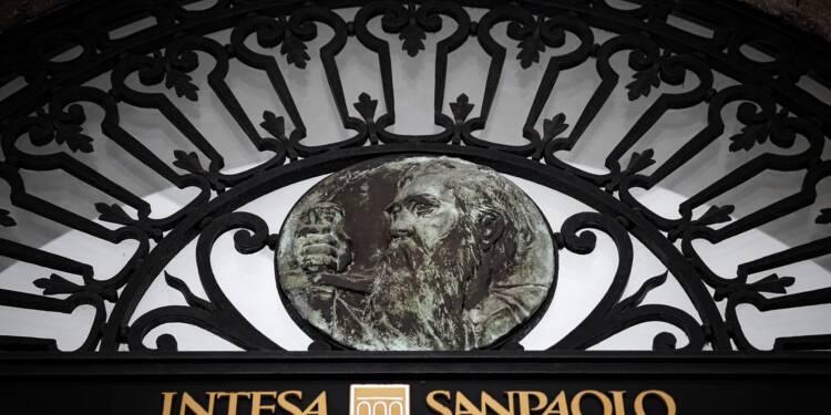 """Intesa Sanpaolo """"disponible"""" à acheter des actifs des banques vénitiennes"""