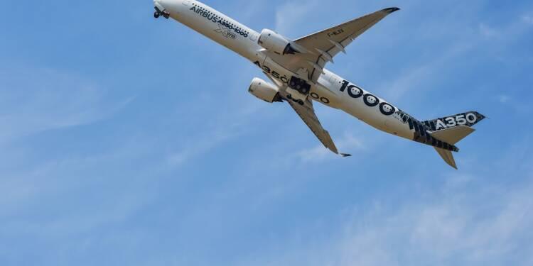 Airbus installera une boîte noire insubmersible sur l'A350 à partir de 2019