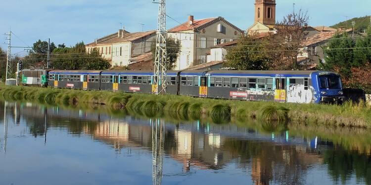 Les TER en forme début 2017, la SNCF prépare la fin de son monopole