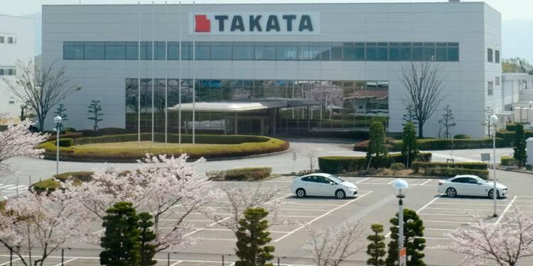 Takata: débâcle boursière et faillite imminente