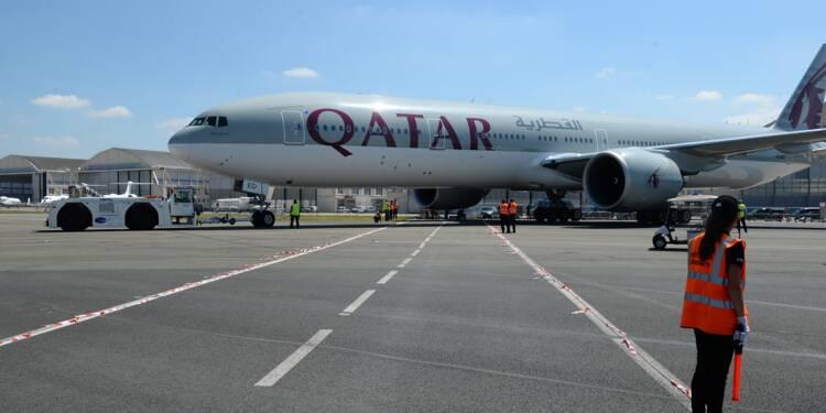 Qatar Airways veut acquérir 10% d'American Airlines