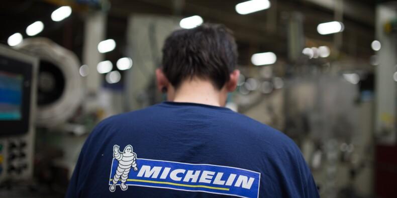 Michelin va supprimer 1.500 emplois en France sans départ contraint