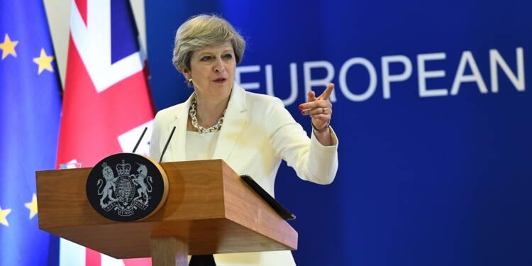 Brexit: l'UE accueille fraîchement les propositions de May