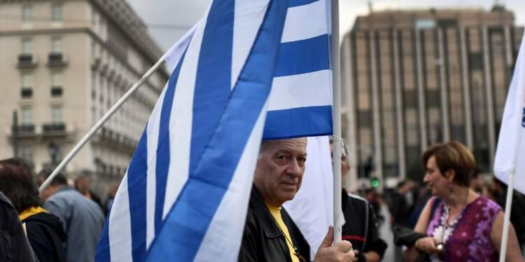 """Moody's relève la note de la Grèce à """"Caa2"""", avec perspective """"positive"""""""
