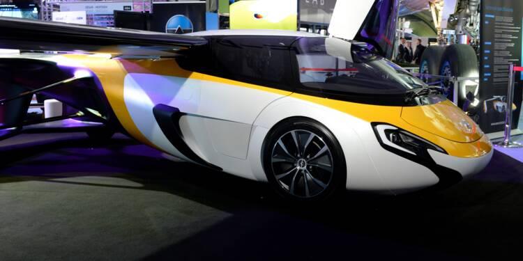 la voiture volante future r volution ou simple jouet pour nabab. Black Bedroom Furniture Sets. Home Design Ideas