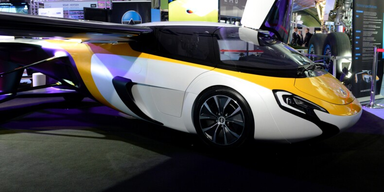 La voiture volante, future révolution ou simple jouet pour nabab ?