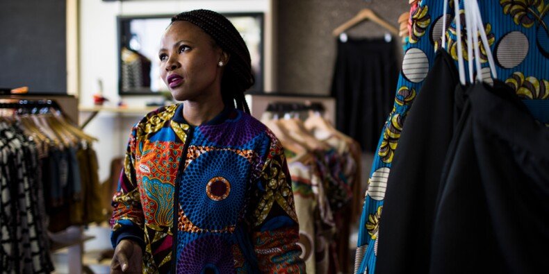 A Soweto, des PME du textile à la conquête du monde