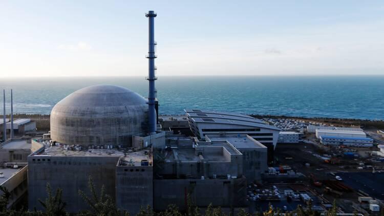 Rugy doute de la compétitivité du réacteur nucléaire EPR