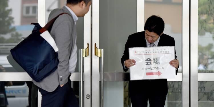 Un Takata déchu face à des actionnaires désemparés