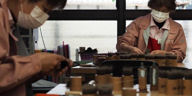 Japon: Kumano, la cité des pinceaux de maquillage