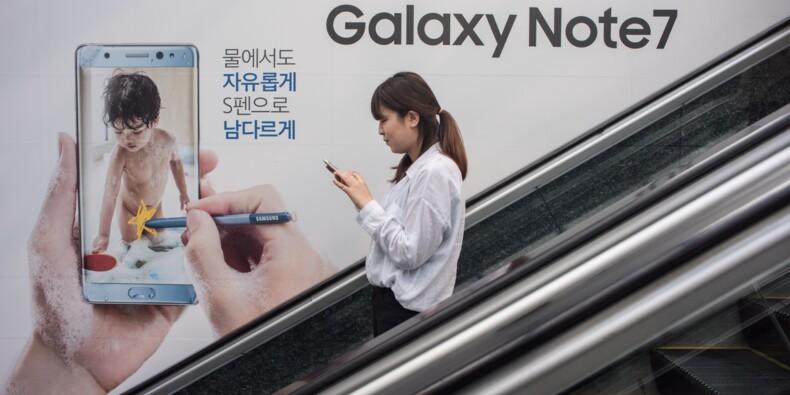 Samsung va relancer le Galaxy Note 7, malgré son fiasco