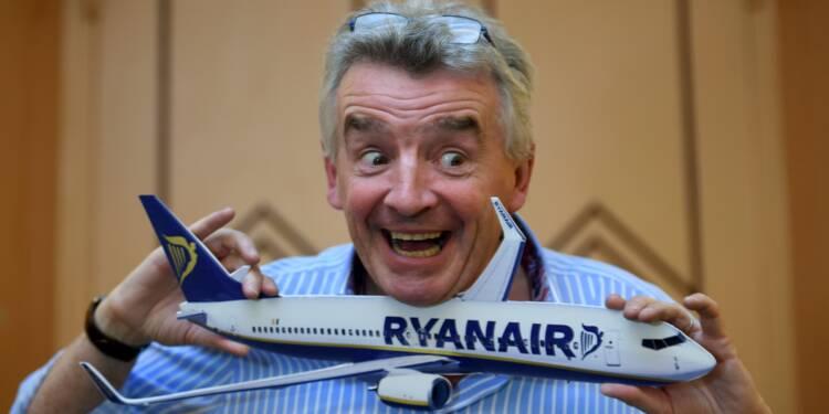 Ryanair prêt à faire une offre sur Alitalia en cas de changements majeurs