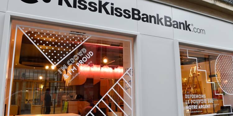 Banque Postale s'offre la plateforme participative KissKissBankBank