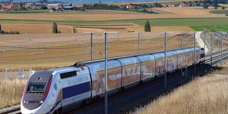 TGV : deux tiers des lignes perdent de l'argent !