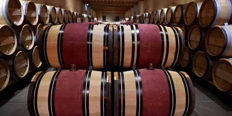 Vins et alcools: la tonnellerie française progresse, mais 2017 s'annonce difficile