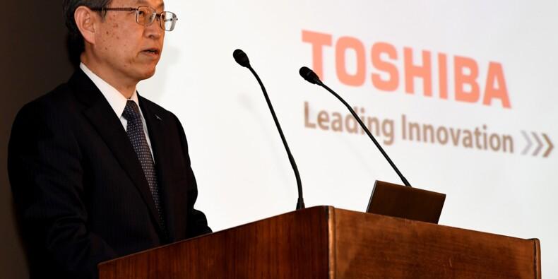 Toshiba à court d'arguments face à une assemblée d'actionnaires agacés