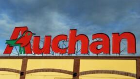 La holding d'Auchan essuie une perte colossale