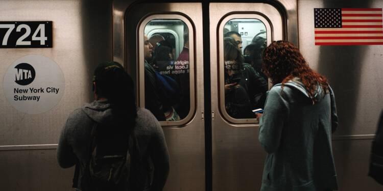 Métro de New York: un plan d'urgence de 836 millions de dollars
