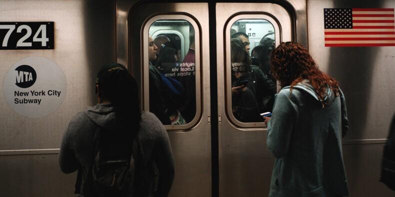 Après un déraillement, New York promet de rénover son métro
