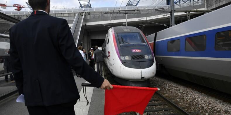 LGV: pour la première fois, un TGV direct de Paris arrive à Rennes en moins d'1h30