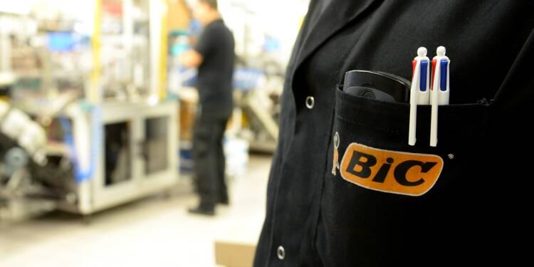 Un fonds américain a racheté à Bic certaines activités de Bic Graphic