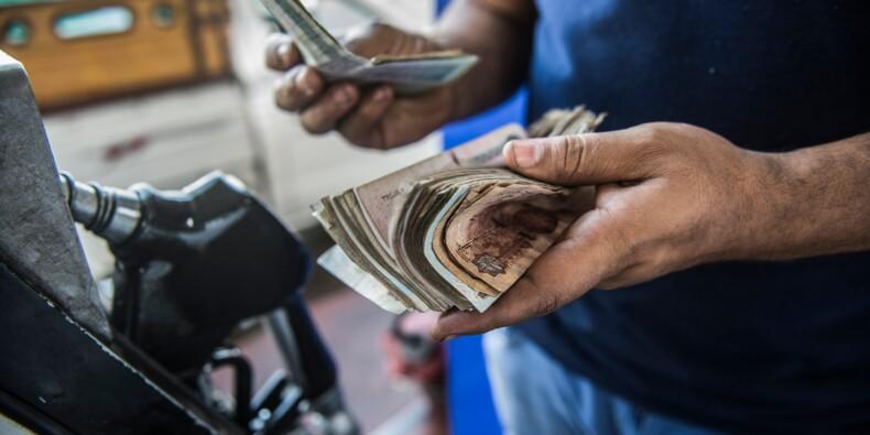 Les Égyptiens dans la crainte de l'inflation