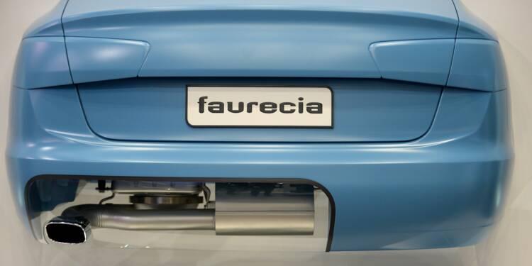 Automobile: nouvelle co-entreprise pour Faurecia en Chine