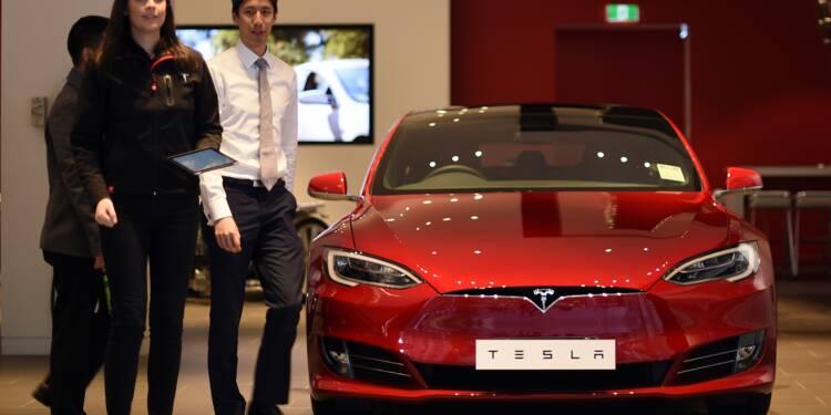 """Tesla: démarrage de la production du """"Model 3"""", premières livraisons fin juillet"""
