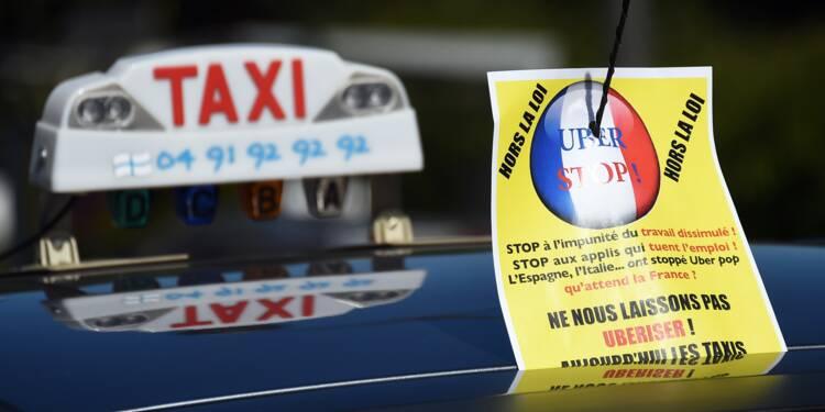 La France en droit d'interdire UberPop (avocat général de la CJUE)