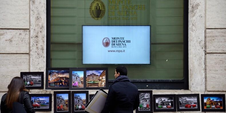 Banque: feu vert européen à la restructuration de l'italienne BMPS