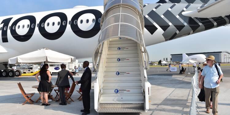 Airbus signe un méga deal de 20 milliards d'euros avec la Chine