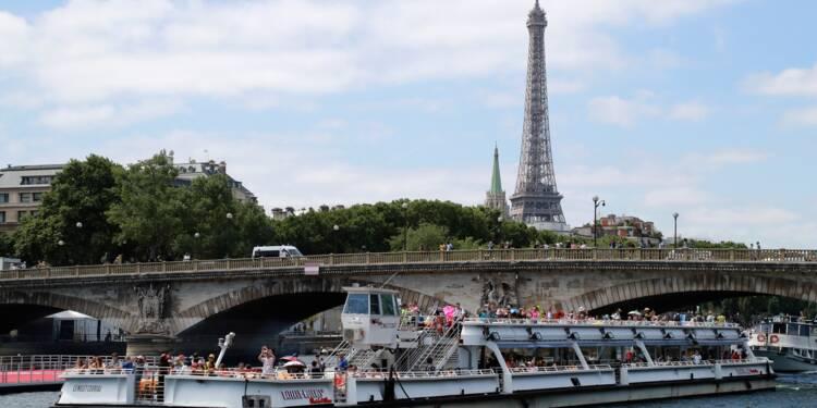France: le tourisme fluvial a souffert des intempéries et des attentats en 2016