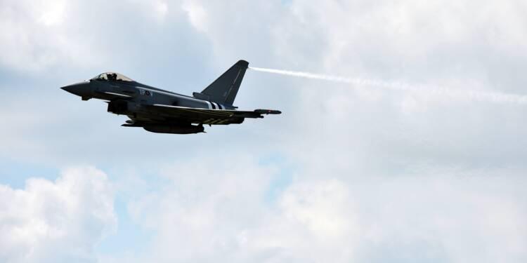 L'Autriche veut sortir du programme Eurofighter dès 2020