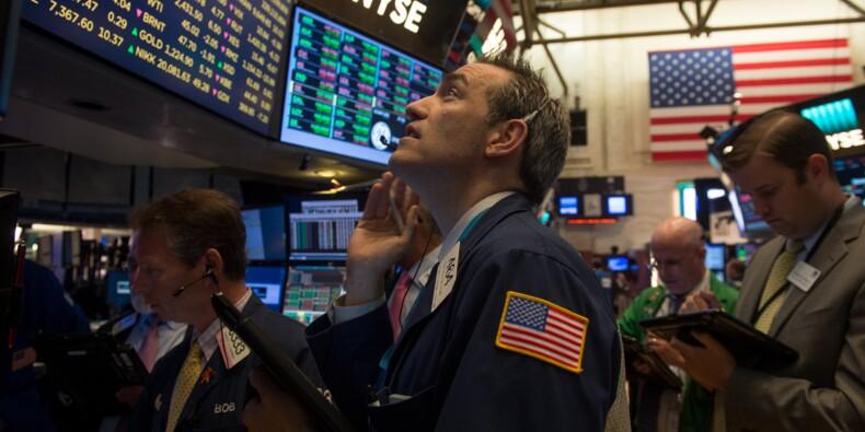 Wall Street termine en nette hausse, portée par l'emploi américain