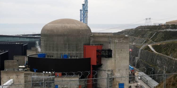 Nucléaire: redémarrage du réacteur n°1 de Flamanville