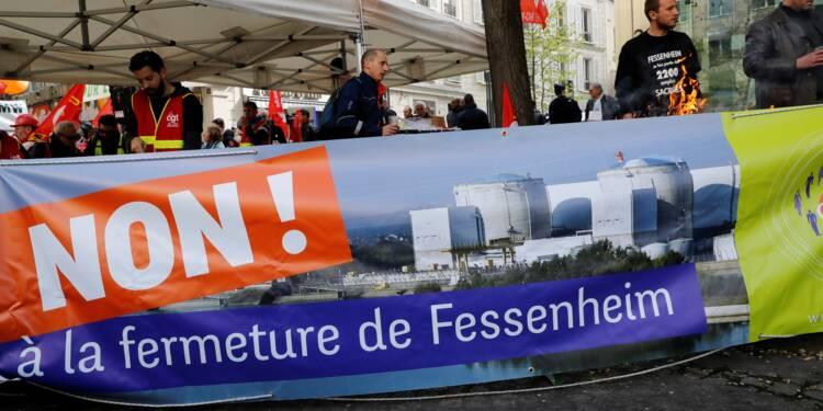 Fessenheim: EDF reporte encore le rédémarrage du réacteur n°2