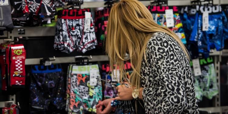Plus de 120 enseignes d'habillement vont pouvoir ouvrir le dimanche