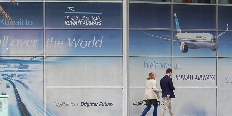 Levée de l'interdiction des ordinateurs sur les vols de Kuwait Airways