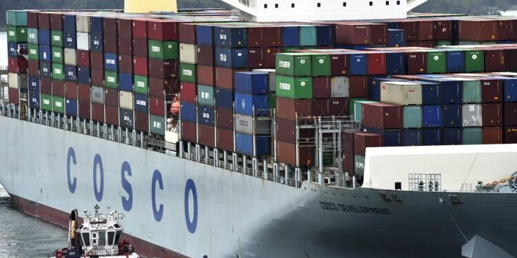 Transport maritime: Cosco fait une offre sur son rival OOIL
