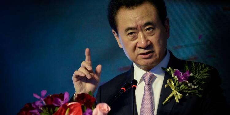 Le chinois Wanda vend des milliards d'actifs pour réduire sa dette