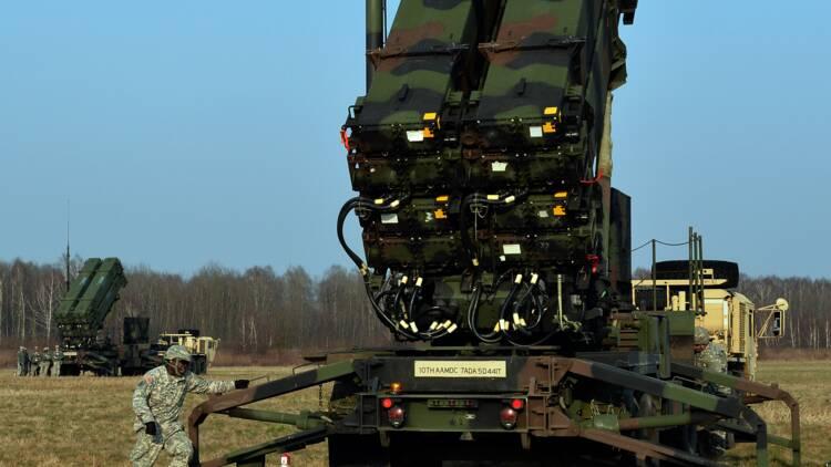 Washington va vendre à la Roumanie des systèmes de défense Patriot