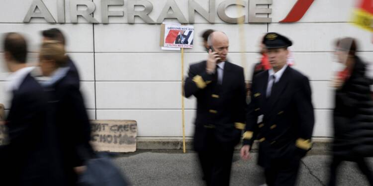 Transport aérien: Recherche pilotes désespérément...