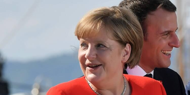 """Conseil des ministres franco-allemand: Macron veut faire """"bouger"""" les lignes"""