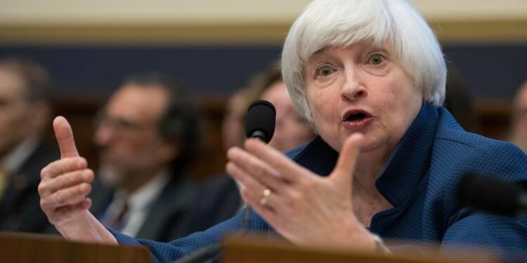 Janet Yellen s'inquiète de l'effet de la crise des opiacés sur l'économie américaine