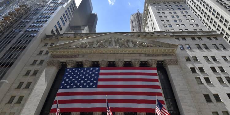 Wall Street: le Nasdaq à un record, le Dow lesté par les tensions commerciales