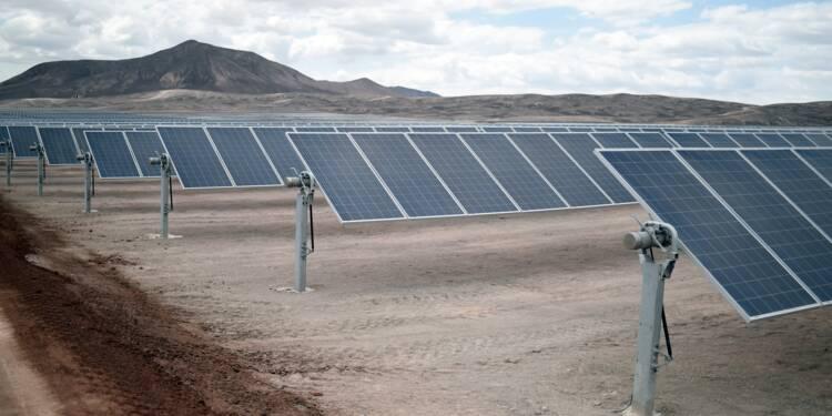 EDF acquiert des projets d'énergie solaire aux Etats-Unis